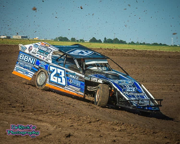 Top five finish in Amarillo on Saturday